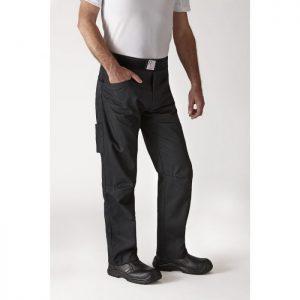 Pantalon de cuisine Robur Arenal