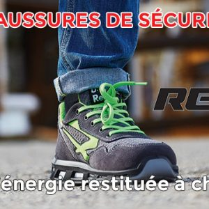 Chaussure De Sécurité Point Red Lion S1P SRC